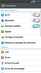 LG P875 Optimus F5 - Internet - Configuration manuelle - Étape 4