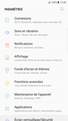 Samsung Galaxy S7 edge - Android Nougat - Mms - Configuration manuelle - Étape 4