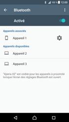 Sony F8331 Xperia XZ - WiFi et Bluetooth - Jumeler votre téléphone avec un accessoire bluetooth - Étape 8