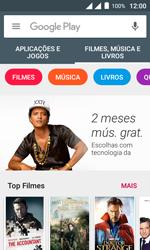 Alcatel Pixi 4 - Aplicativos - Como baixar aplicativos - Etapa 5