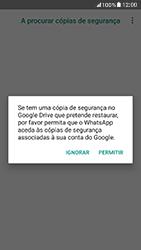 Samsung Galaxy A5 (2017) - Aplicações - Como configurar o WhatsApp -  13