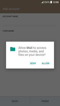 HTC Desire 825 - Email - Manual configuration - Step 18