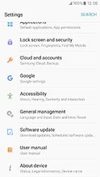 Samsung A320 Galaxy A3 (2017) - Network - Installing software updates - Step 5