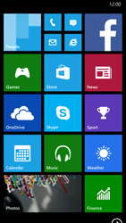 Nokia Lumia 930 - Voicemail - Manual configuration - Step 1