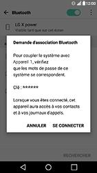 LG X Power - WiFi et Bluetooth - Jumeler votre téléphone avec un accessoire bluetooth - Étape 7