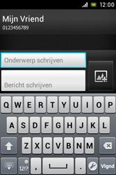 Sony ST21i Xperia Tipo - MMS - Afbeeldingen verzenden - Stap 8