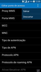 Samsung G530FZ Galaxy Grand Prime - Internet (APN) - Como configurar a internet do seu aparelho (APN Nextel) - Etapa 15