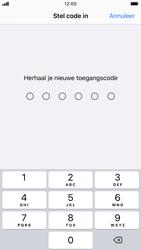 Apple iPhone 6s - iOS 13 - Beveiliging - stel in of wijzig pincode voor je toestel - Stap 7