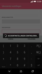HTC Desire EYE - E-mail - Handmatig instellen - Stap 12