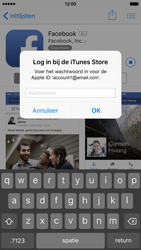 Apple iPhone 6 iOS 9 - Applicaties - Account aanmaken - Stap 25