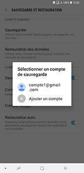 Samsung Galaxy A7 2018 - Aller plus loin - Gérer vos données depuis le portable - Étape 13