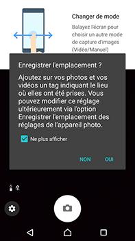 Sony Xperia L1 - Photos, vidéos, musique - Prendre une photo - Étape 4