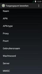 Acer Liquid Z410 - Internet - Handmatig instellen - Stap 11