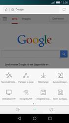 Huawei P8 Lite - Internet - navigation sur Internet - Étape 7