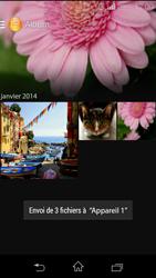Sony Xpéria E3 - Photos, vidéos, musique - Envoyer une photo via Bluetooth - Étape 12