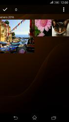 Sony Xperia E4g - Bluetooth - Transferir archivos a través de Bluetooth - Paso 9