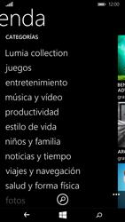 Microsoft Lumia 640 - Aplicaciones - Descargar aplicaciones - Paso 10