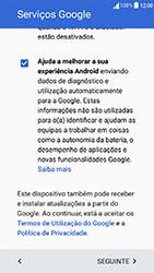 Sony Xperia XA (F3111) - Primeiros passos - Como ligar o telemóvel pela primeira vez -  12