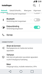 LG K10 (2017) (M250n) - Buitenland - Internet in het buitenland - Stap 4