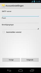 Samsung I9250 Galaxy Nexus - E-mail - handmatig instellen - Stap 9