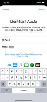 Apple iPhone XS Max - iOS 13 - Données - créer une sauvegarde avec votre compte - Étape 7