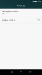 Huawei Ascend G7 - Internet - Configurar Internet - Paso 25