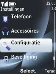Nokia 6303 classic - Internet - Handmatig instellen - Stap 4