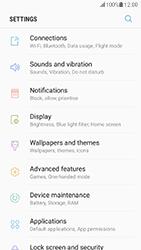 Samsung G930 Galaxy S7 - Android Nougat - MMS - Manual configuration - Step 4