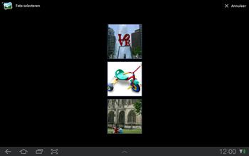 Samsung P7500 Galaxy Tab 10-1 - MMS - hoe te versturen - Stap 9