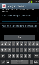 Samsung I8190 Galaxy S III Mini - E-mail - Configuration manuelle (outlook) - Étape 9