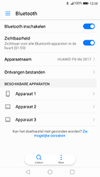 Huawei P8 Lite 2017 (Model PRA-LX1) - Bluetooth - Aanzetten - Stap 4