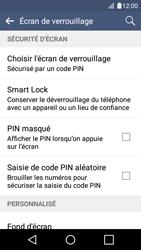 LG K4 - Sécuriser votre mobile - Activer le code de verrouillage - Étape 13