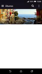 HTC One A9 - Bluetooth - Transferir archivos a través de Bluetooth - Paso 6