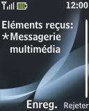 Nokia 2330 classic - MMS - configuration automatique - Étape 6