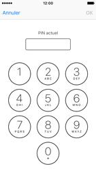 Apple iPhone SE - Sécuriser votre mobile - Personnaliser le code PIN de votre carte SIM - Étape 6