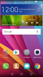 Huawei Y5 II Dual Sim - Photos, vidéos, musique - Prendre une photo - Étape 2