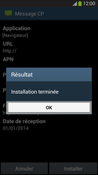 Samsung G386F Galaxy Core LTE - Internet - configuration automatique - Étape 8