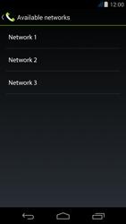 Acer Liquid Jade - Network - Usage across the border - Step 9