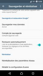 Sony Xperia XA1 - Device maintenance - Back up - Étape 13