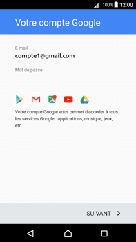 Sony Xperia Z5 Premium (E6853) - Android Nougat - Applications - Créer un compte - Étape 16