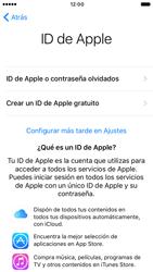 Apple iPhone 6 iOS 10 - Primeros pasos - Activar el equipo - Paso 18