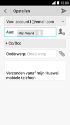 Huawei Ascend Y530 - E-mail - Bericht met attachment versturen - Stap 7