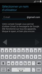 Samsung Galaxy Alpha - Premiers pas - Créer un compte - Étape 10