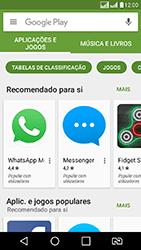 LG K8 - Aplicativos - Como baixar aplicativos - Etapa 4
