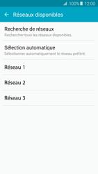 Samsung A510F Galaxy A5 (2016) - Réseau - Sélection manuelle du réseau - Étape 8