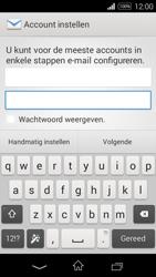 Sony Xperia E3 - E-mail - e-mail instellen: IMAP (aanbevolen) - Stap 6