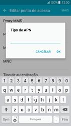 Samsung Galaxy J5 - Internet no telemóvel - Como configurar ligação à internet -  13