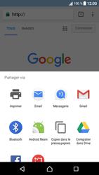 Sony Xperia XA1 - Internet - Navigation sur internet - Étape 21