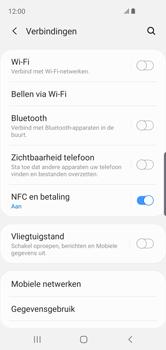 Samsung galaxy-s10e-dual-sim-sm-g970f - NFC - NFC activeren - Stap 6