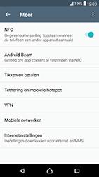 Sony Xperia X Compact (F5321) - Netwerk - Wijzig netwerkmodus - Stap 5